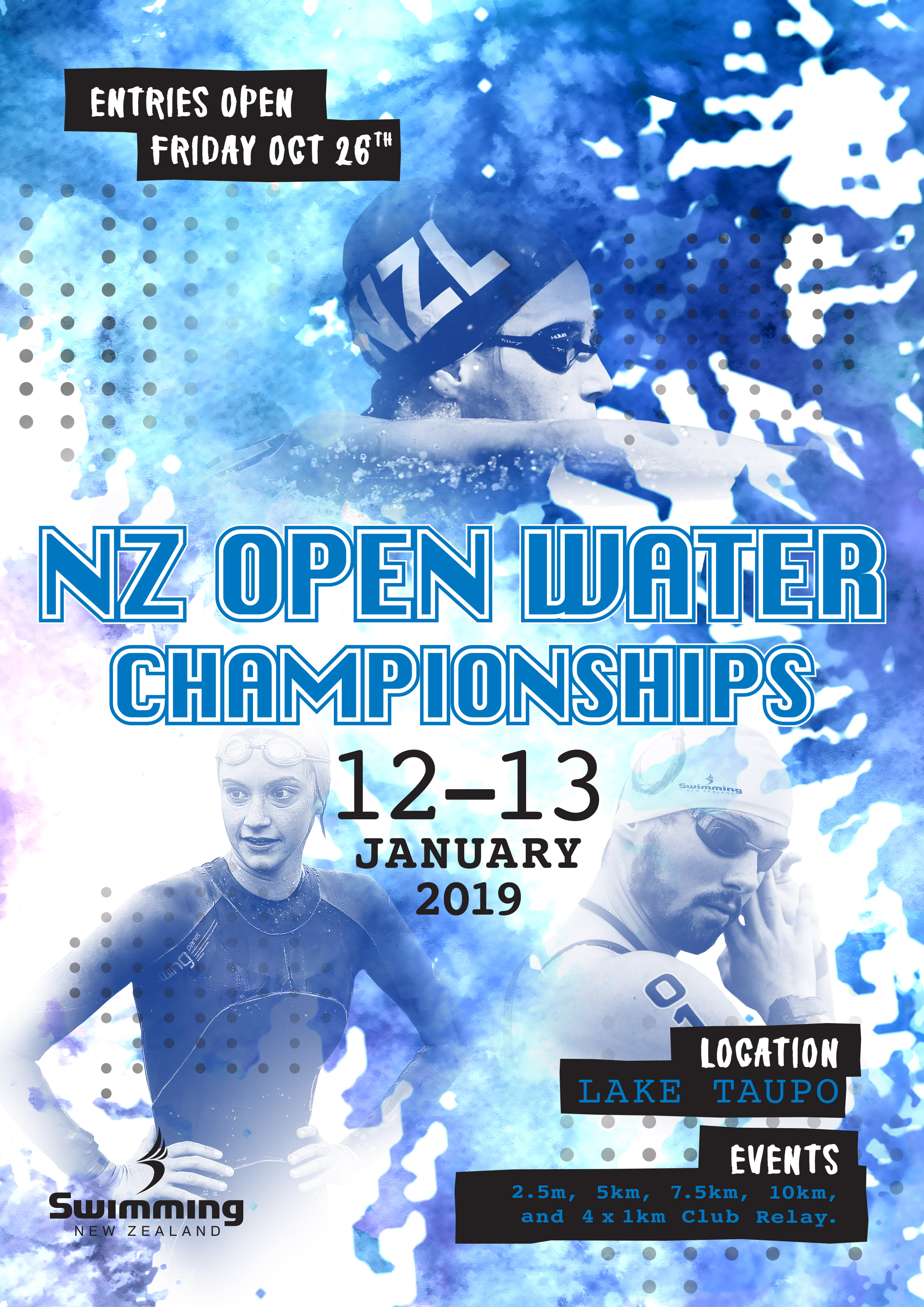 NZ Open Water Championships