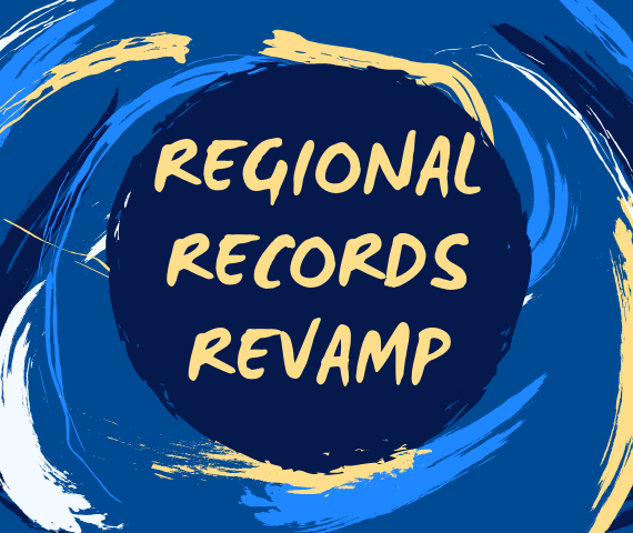 Otago Regional Records